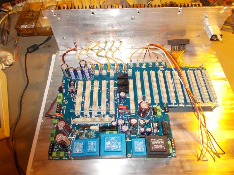 RoeTest - Röhrenprüfgerät Röhrenmessgerät - professional tube testing